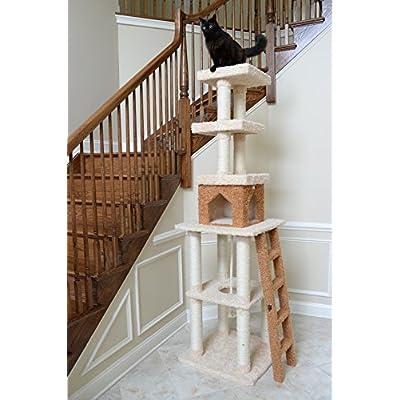 Image of Armarkat X8303 Premium Cat Tree, Beige Pet Supplies