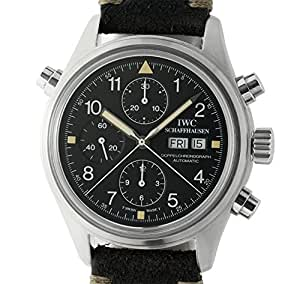 IWC Pilots Chronograph automatic-self-wind mens Watch IW3711 (Certified Pre-owned)
