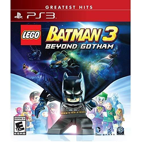 LEGO Batman 3: Beyond Gotham - PlayStation 3 (Playstation 3 Batman)
