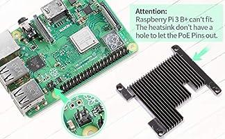 Hikig SNES Caja para Raspberry Pi 3, 2B y Raspberry Pi 1 Modelo B+ ...