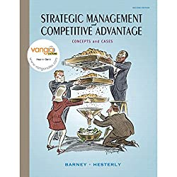 VangoNotes for Strategic Management and Competitive Advantage