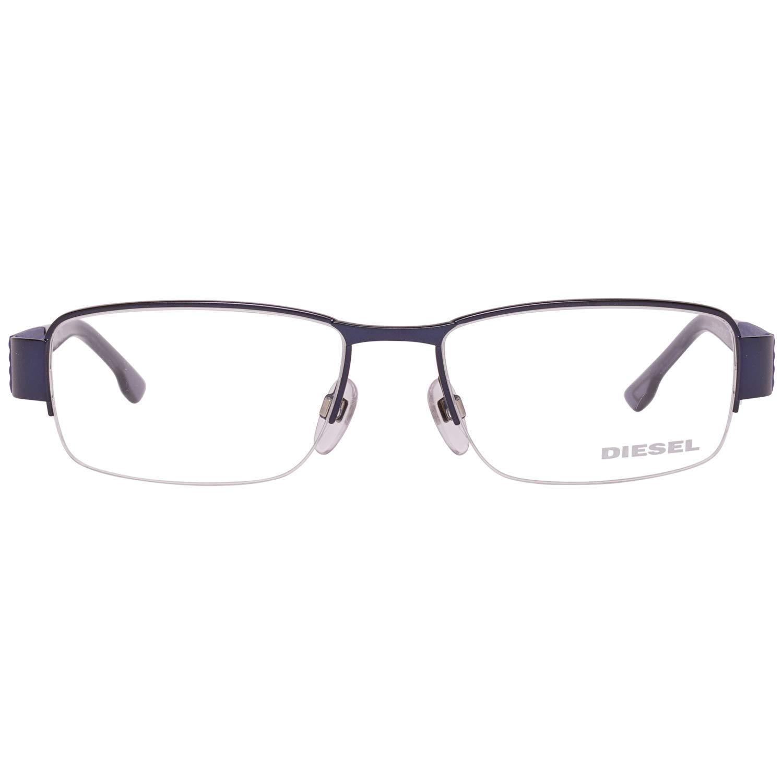 DIESEL for man dl5018-091 Designer Eyeglasses Caliber 54