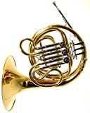 Barrington Model BR FR213 Single French Horn in F  Lacquer Finish