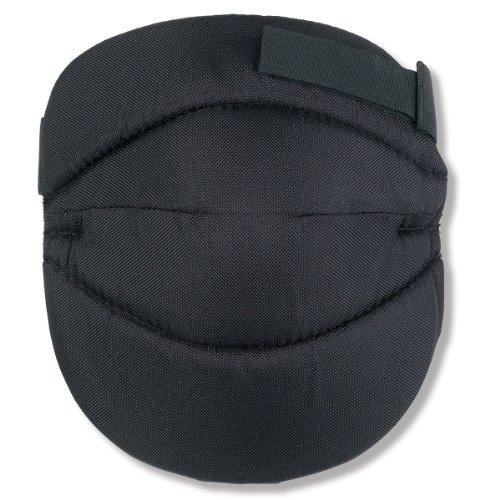 Ergodyne ProFlex 230HL Wide Soft Cap Knee Pad, Black