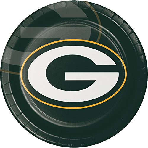 Green Bay Packers Paper Plates, 24 ct
