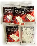 OCB Slim LONG 6mm Cigarette Filter tips 5 x 100 filters - total 500 tips