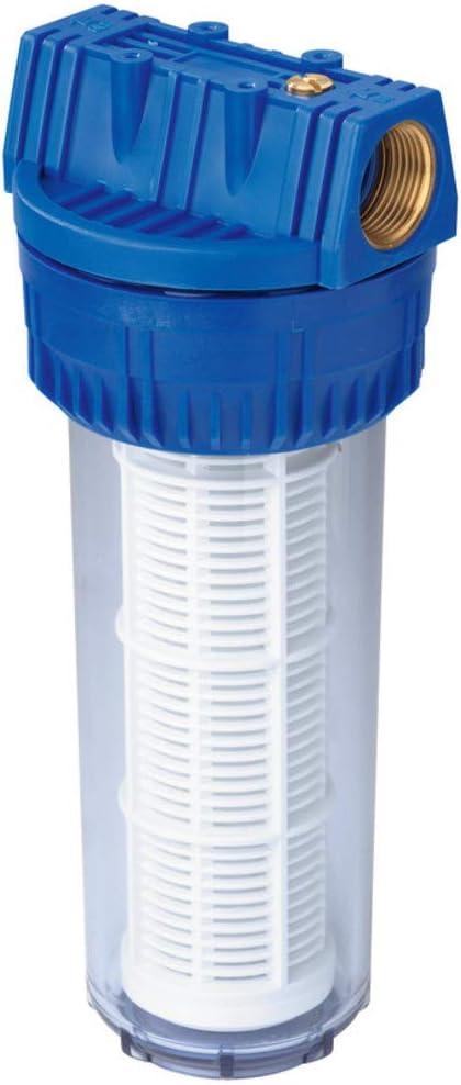 """Metabo Filtereinsatz 1 1//2/"""" lang waschbar Pumpe Hauswasserwerk NEU 0903028416"""