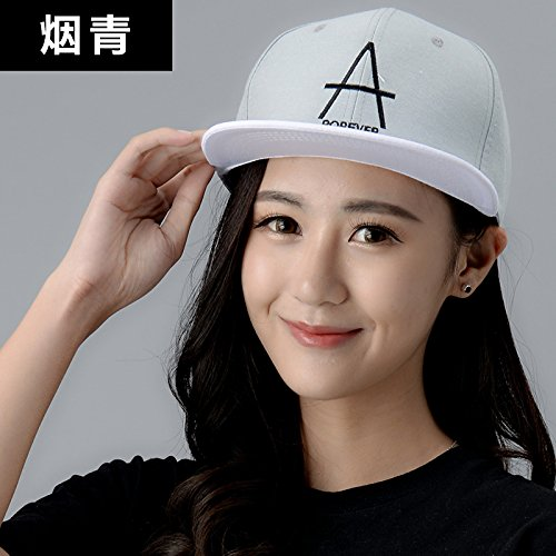 (LONFENN Ladies Women Students In The Summer Sun Hat Baseball Cap Pink Letters Couples Stylish Outdoor Visor Female - Smoke Green Adj.)