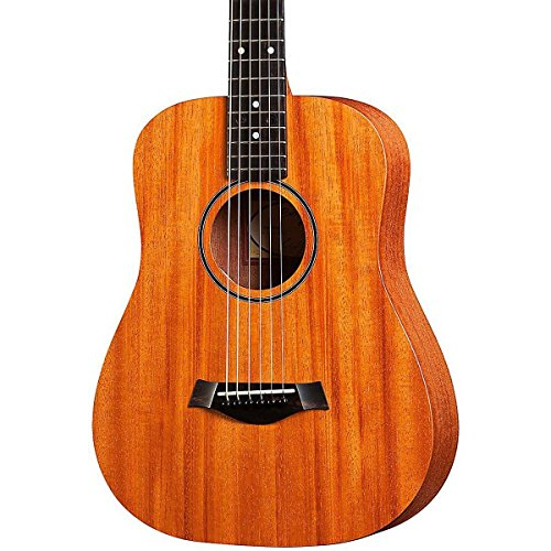 Baby Acoustic Guitar (Taylor BT2 Baby Taylor Acoustic Guitar, Mahogany)