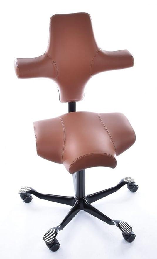 Hag Sedie Per Ufficio.Modello Hag Atg56100 Hag Capisco 8106 Sedia Da Ufficio In Pelle
