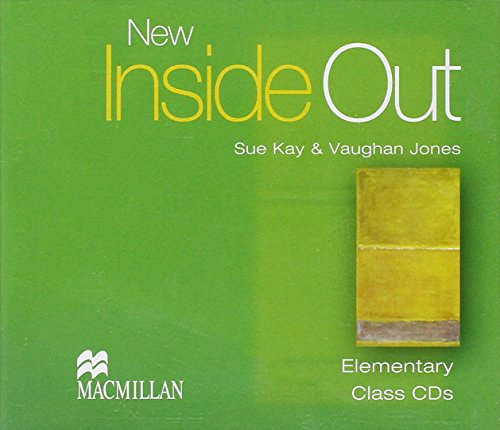 New Inside Out Elementary: Class Audio-CD