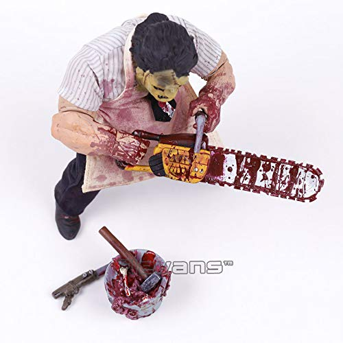 Amazon.com: Texas Chainsaw MASSACRE Leatherface Mezco Saw ...