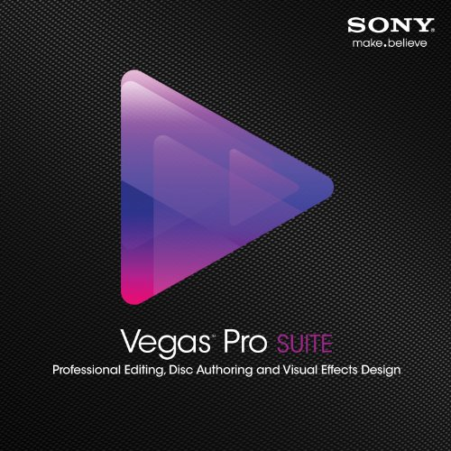 Sony Vegas Pro Suite [Download] by Sony