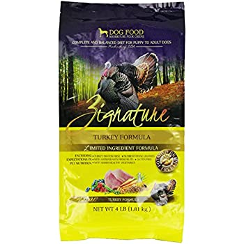 Zignature Dog Food Amazon