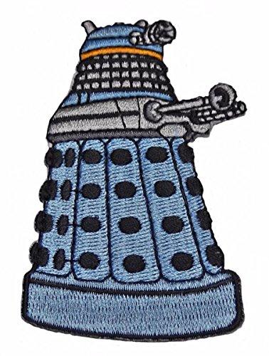 DOCTOR WHO Blue DALEK 3