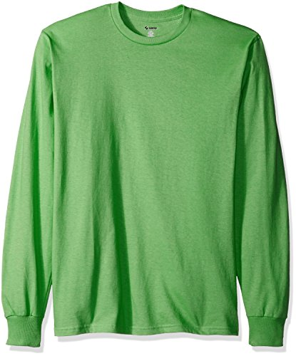 MJ Soffe Men's Long-Sleeve Cotto...