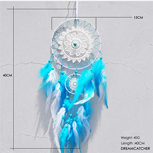 Beauty Nail Shop Nordic White Blue Kids Room Decoration Girls Room Decor Wedding Party Decoration Gift for Women D6024 -