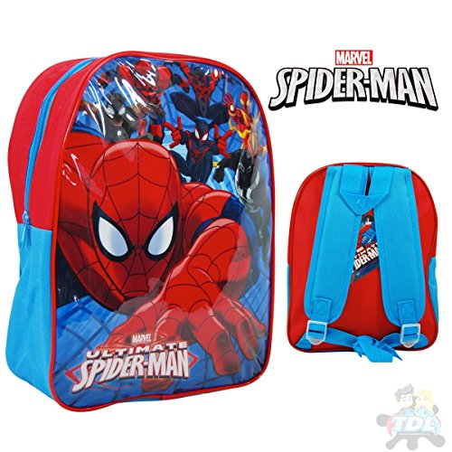 Marvel 1023AHV-5730T Ultimate Spiderman-41cm Large Backpack, 41 cm