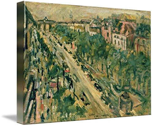 Imagekind Wall Art Print Entitled Berlin, Unter Den Linden, 1922 by The Fine Art Masters | 10 x ()