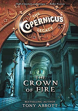 book cover of The Crown of Fire