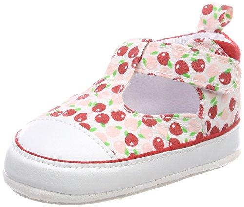 Sterntaler Baby Mädchen Schuh Sneaker Weiß (Weiss)