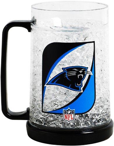 NFL Carolina Panthers 16-Ounce Crystal Freezer Mug