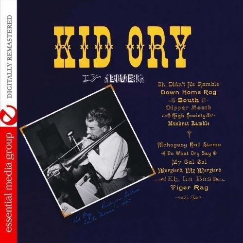Kid Ory - Live (Digitally Remastered)
