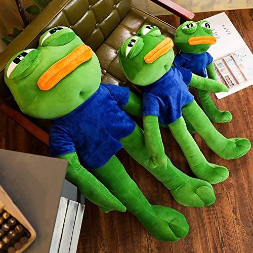 Amazon.com: EOFK - Muñeca de peluche con diseño de rana ...