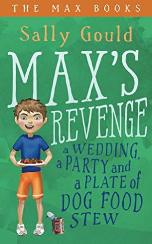 Max's Revenge by Sally Gould ebook deal