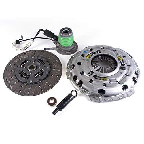 Clutch 04 Kit - LuK 04-216 Clutch Kit