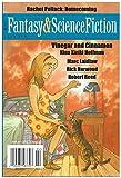 The Magazine of Fantasy & Science Fiction, January-February 2017