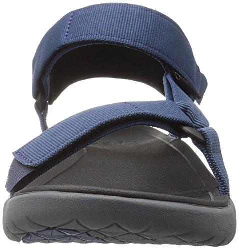 Atletismo Marino M's Azul Teva de Zapatillas Hombre Universal Sanborn para zwwqZX