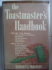 The Toastmasters Handbook av Prochnow
