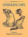 Steinlen Cats (Dover Fine Art, History of Art)