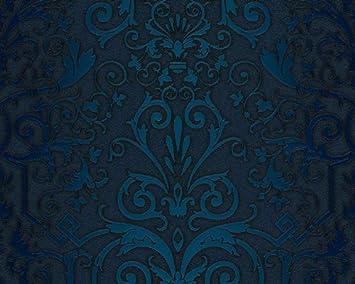 Versace Designer Barock Tapete Home Collection 935454 Jugendstil