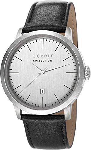 ESPRIT EL102131F01 - Men's Watch, Leather, color: Black