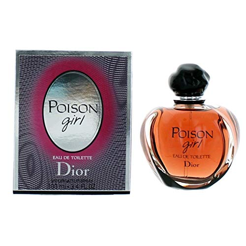 Christian Dior Poison Girl Eau De Toilette Spray, 3.4 Ounce
