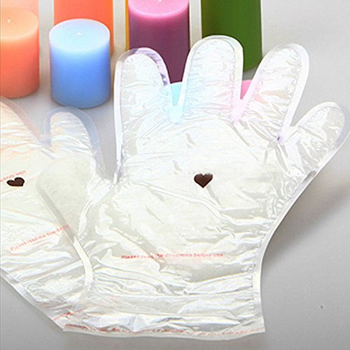 Enhanced Paraffin Wax Hand Gloves Home Spa Treatment w/ Coconut Oil China