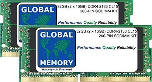 32 Gb Ddr4 2133 Mhz Pc4 17000 260 Pin Sodimm Memory Computer Zubehör
