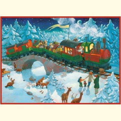Weihnachtseisenbahn