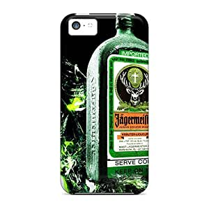 CharlesPoirier Iphone 5c Perfect Cell-phone Hard Cover Unique Design Realistic Jagermeister Skin [Abh4014hngT]