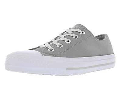 493d7e630c92 Converse Gemma Ox Athletic Women s Shoes Size 5 Grey