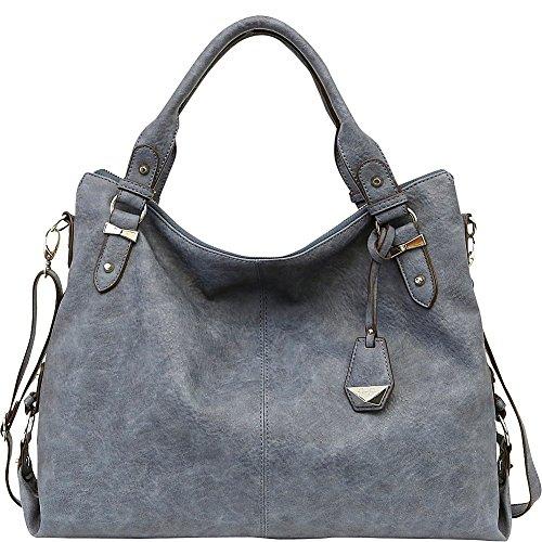 Jessica Simpson Mara Xbdy Tote Bag (Indigo)