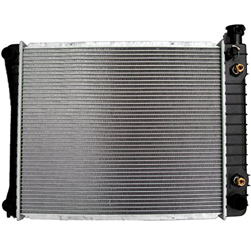 OCPTY 0434 New Radiator Replacement fit for 88-93 C/K 1500 2500 3500 Suburban V6 4.3L V8 5.0L 5.7L