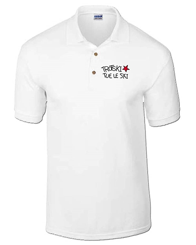 T-Shirtshock - Polo TCO0132 trotski tue le ski