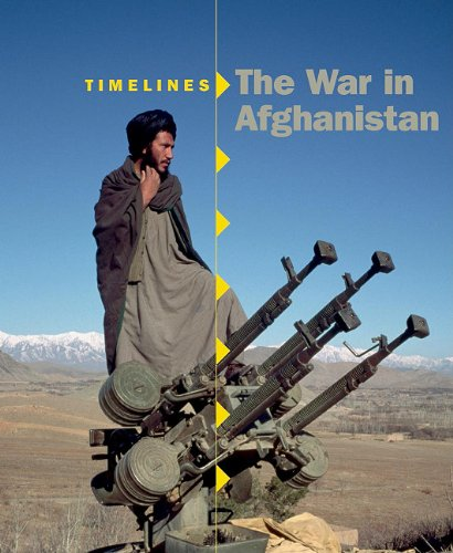 Download The War in Afghanistan (Timelines) pdf