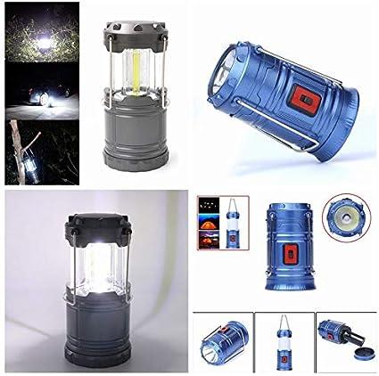 Portable COB LED Super Bright Camping Lantern Tent Camping Outdoor Lamp Light