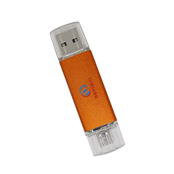 MagiDeal Micro OTG USB 2.0 Pendrive Flash Drive Tarjeta de ...