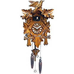 Alexander Taron Importer 522QM Battery Operated Black Forest Cuckoo Clock