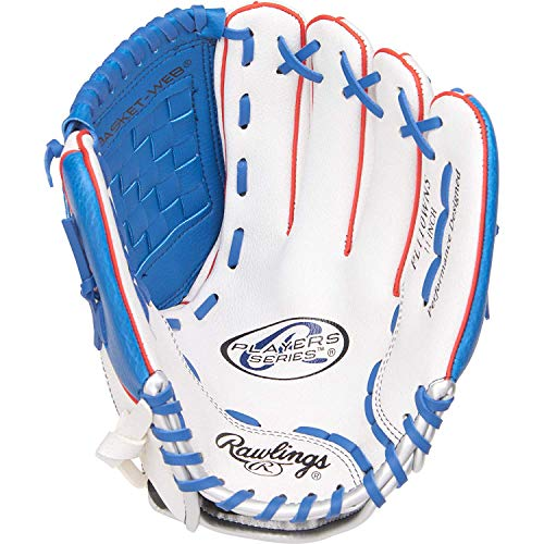 - Rawlings Players Series Youth Tball/Baseball Glove (Ages 5-7)